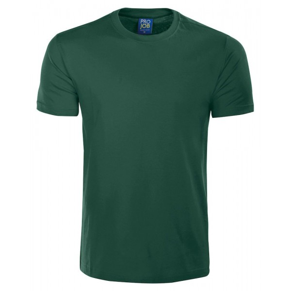 Jobb T-shirt - Skogsgrön