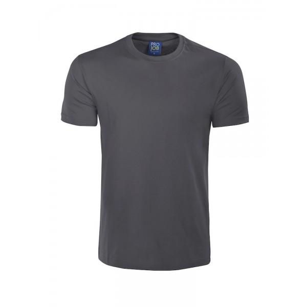 Jobb T-shirt -  Mörk Grå