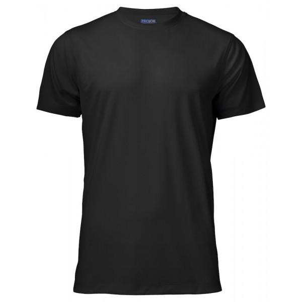 Funktions T-shirt - Svart