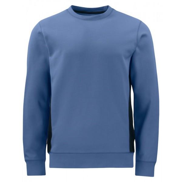 Arbetssweatshirt - Himmelsblå