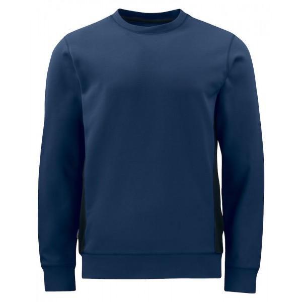 Arbetssweatshirt - Marinblå