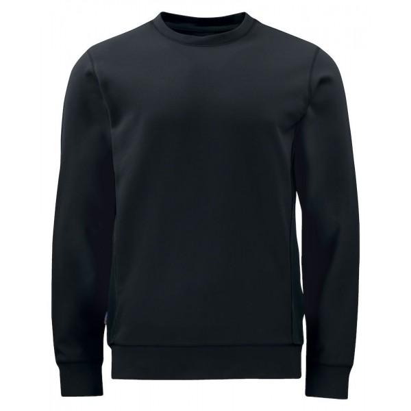 Arbetssweatshirt - Svart
