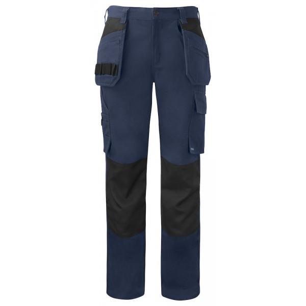 Hantverksbyxa - Marinblå