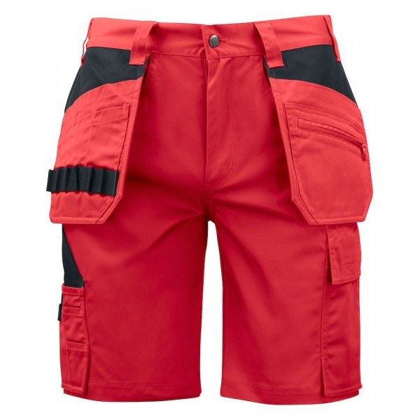 Hantverskshorts - Röd