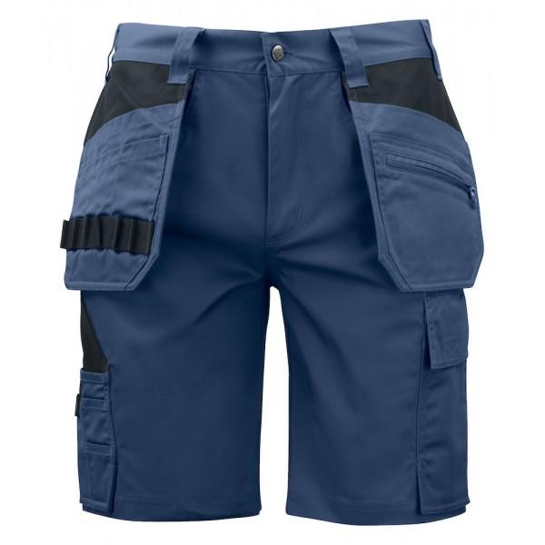 Hantverskshorts - Marinblå
