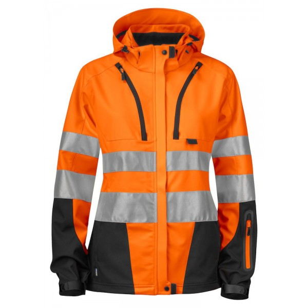 Varseljacka Dam - Klass 3/2 - Orange/Svart