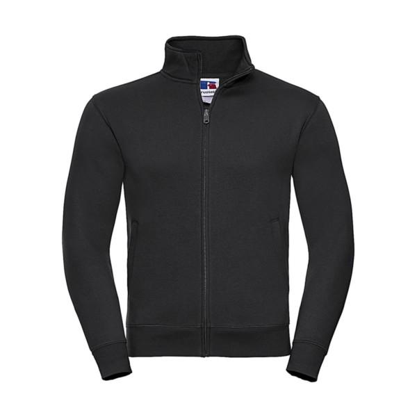Sweatshirt Jacka - Svart