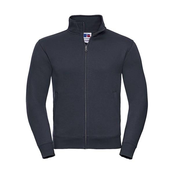 Sweatshirt Jacka - Fransk Marinblå