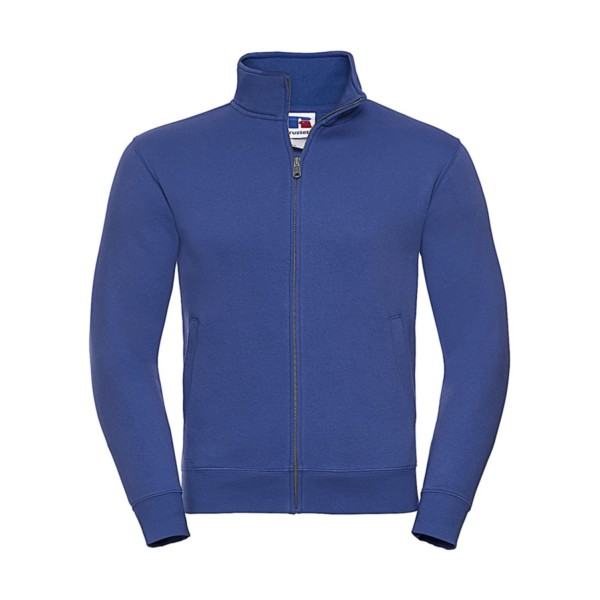 Sweatshirt Jacka - Kungsblå