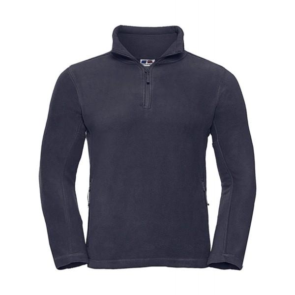 Fleecetröja - Fransk Marinblå