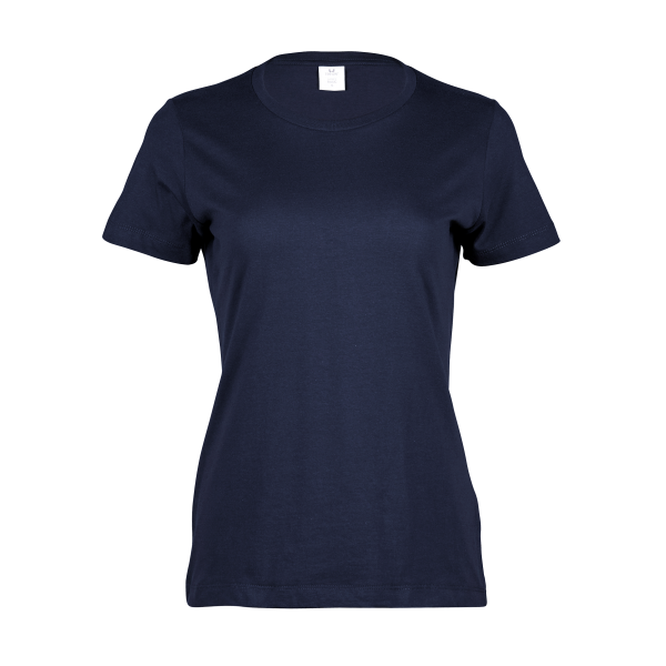 Klassisk Dam T-shirt