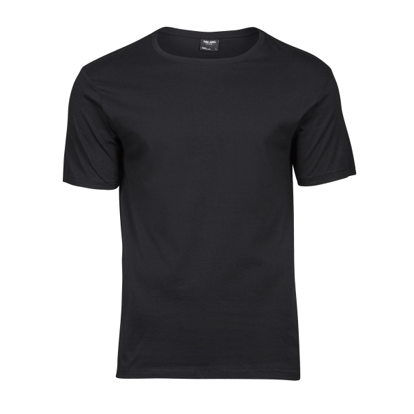 Lyxig T-shirt Herr