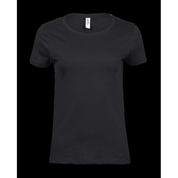 Lyxig T-shirt Dam