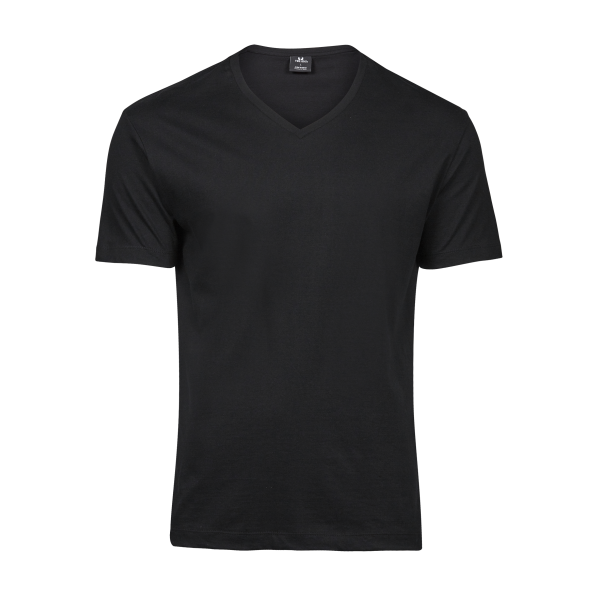 Modern T-shirt V-ringad