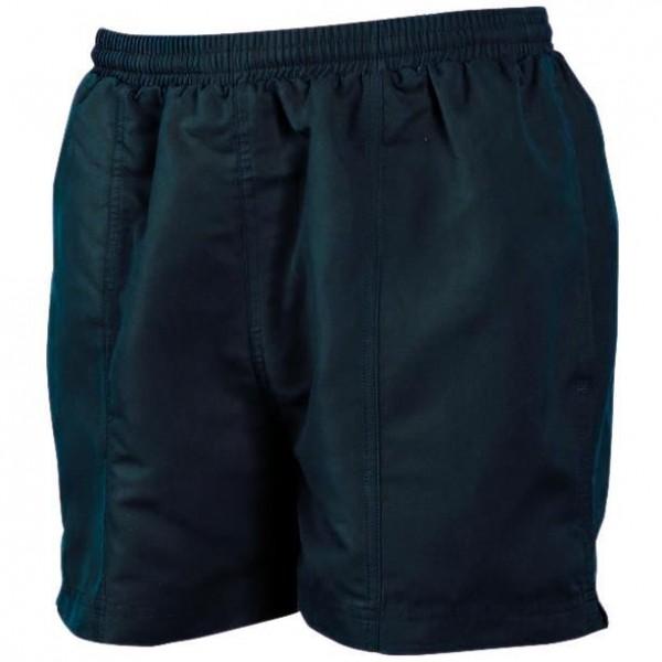 Fodrade Shorts - Marinblå