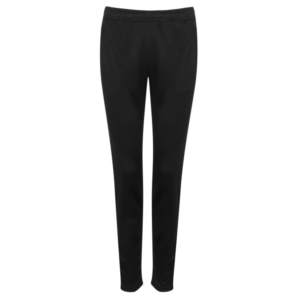Joggingbyxor Dam Slim Fit - Svart