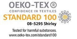 Tested for harmful substances - OEKO-TEX