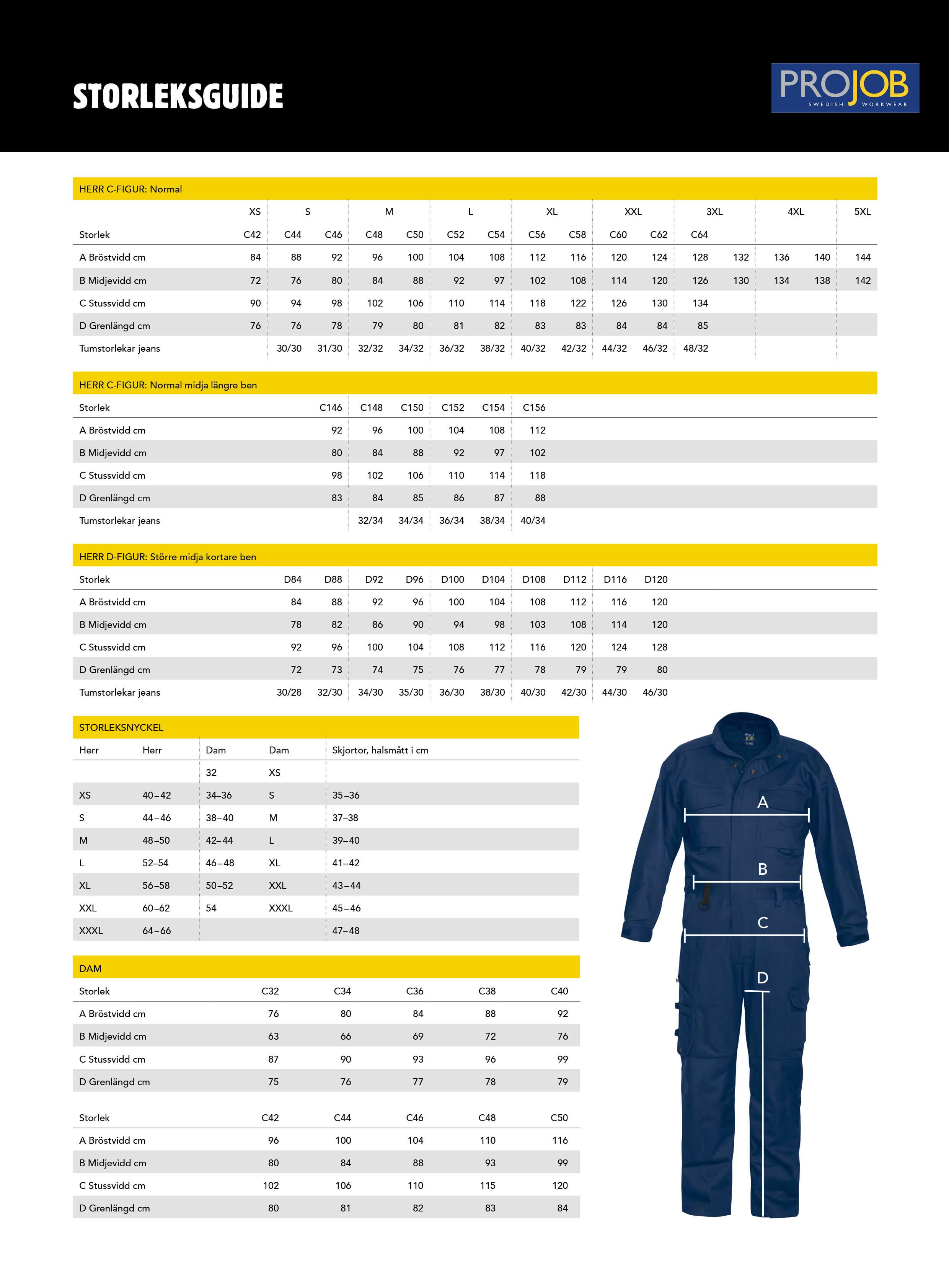 Visa storleksguide (Öppnas i ny flik)
